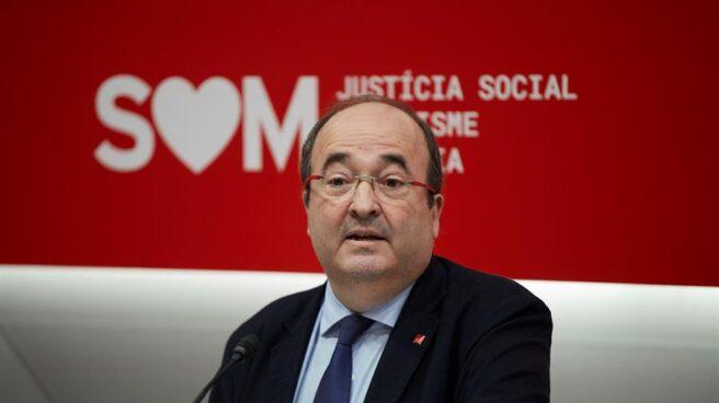 El nuevo ministro de Política Territorial, Miquel Iceta.