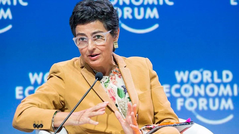 Imagen nueva ministra de Exteriores, Arancha González Laya.