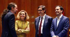 """Pablo Iglesias promete fidelidad en su toma de posesión: """"El Gobierno tendrá una sola palabra"""""""