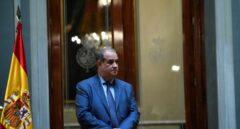 Francisco Pardo Piqueras, director general de la Policía, en un acto oficial.