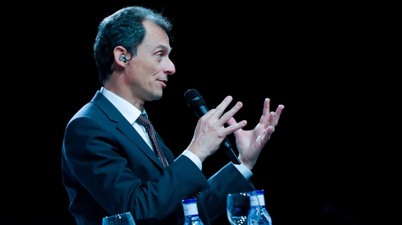 Imagen de Pedro duque, ministro de Ciencia