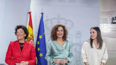 El Gobierno amenaza con llevar el pin parental a los tribunales si Murcia no lo retira ya