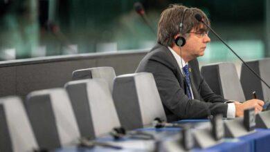 La Eurocámara ignora a Puigdemont y Los Verdes le rechazan en su grupo