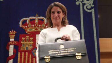 Ribera refuerza su plan 'verde' y sube el objetivo de recorte de emisiones de CO2 de España