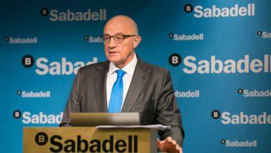 Sabadell reduce su beneficio un 64% tras dotar 213 millones para protegerse contra el Covid-19