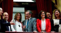 """Los críticos con Susana Díaz piden dejar de """"culpar a los otros"""" del fracaso del PSOE-A"""