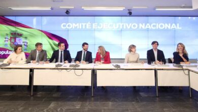 Isabel García Tejerina y Rafael Catalá abandonan la dirección nacional del PP