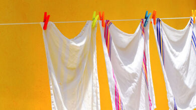Cómo lavar los trapos para eliminar todos los gérmenes