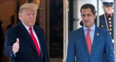 Trump Guaidó