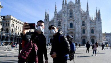 """La OMS declara a Europa el """"epicentro"""" de la pandemia mundial de coronavirus"""