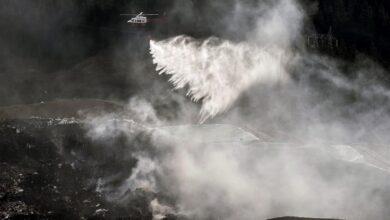 Un juez investiga un delito ambiental y laboral por la ladera caída en Zaldibar