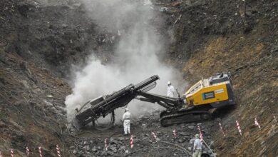 Las 31.500 toneladas de Zaldibar que nadie quiere