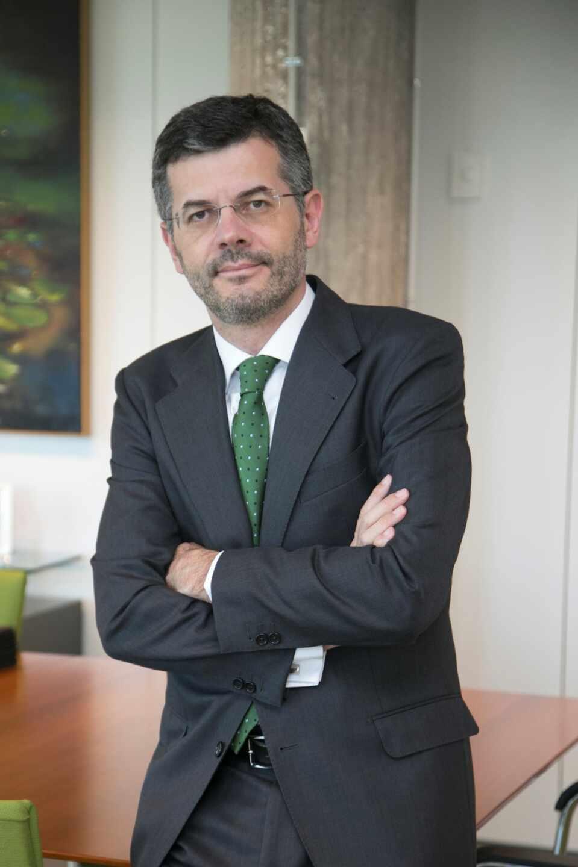 Santiago Seage, consejero delegado de Atlantica.