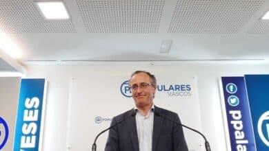 """Dimite Alfonso Alonso: """"Es imposible sin la confianza de la dirección nacional"""""""