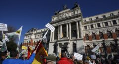 """La protesta de los agricultores en Madrid: """"Ahora del campo no se vive, se sobrevive"""""""