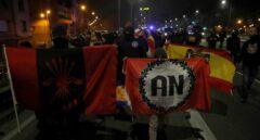 Tensión en Barcelona ante el encuentro de independentistas con ultras de extrema derecha