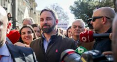 """Los agricultores echan de la manifestación a Abascal: """"Este no es el momento"""""""