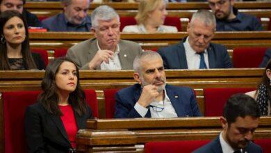 """Ciudadanos amenaza con frustrar la coalición en Cataluña por el """"desprecio"""" de Feijóo"""