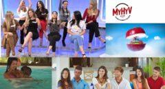 Los protagonistas de 'La isla de las tentaciones' ocuparán cinco tardes de Cuatro