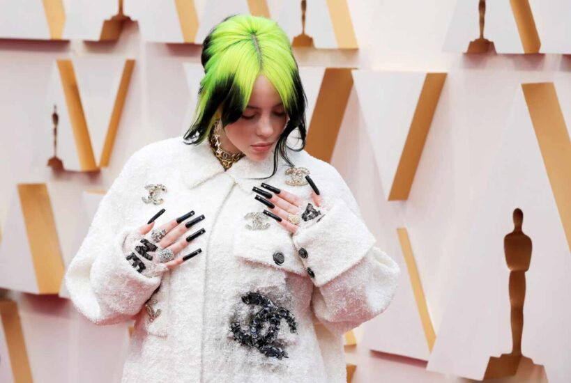 Billie Eilish Oscar