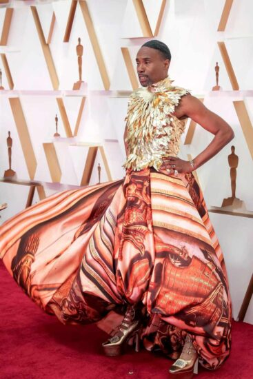 Billy Porter OSCAR
