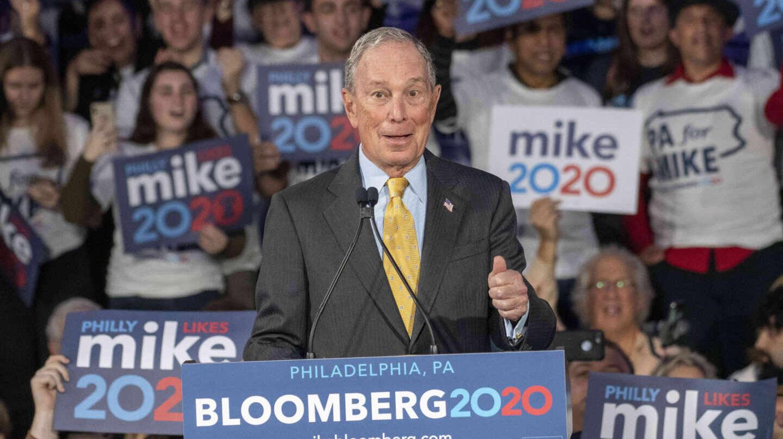 Mike Bloomberg elecciones EEUU