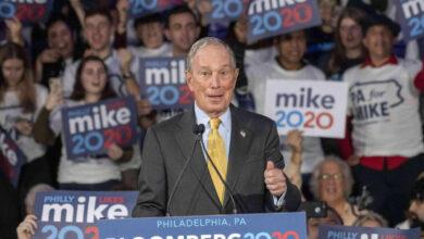 El dinero de los demócratas: Bloomberg tiene 620.000 veces más que Buttigieg