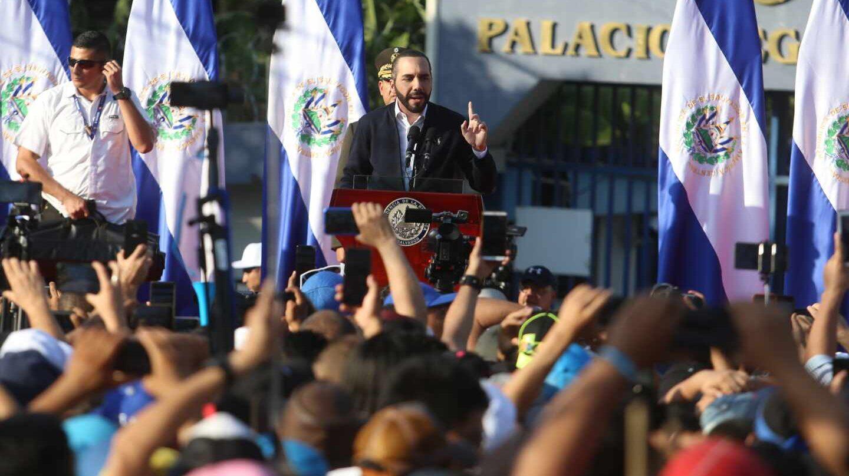 Bukele El Salvador