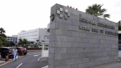 Canarias confirma el positivo por coronavirus de un médico italiano de vacaciones en Tenerife