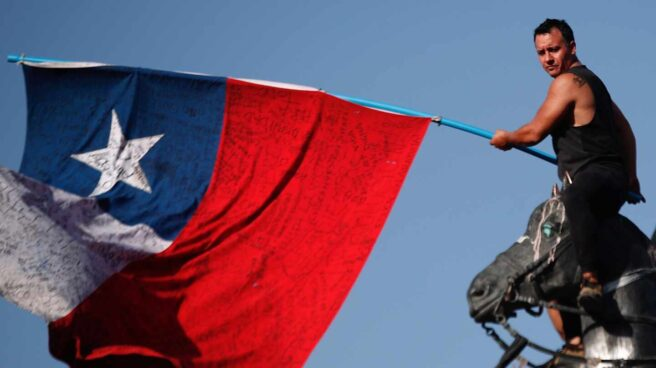 Chile protestas contra gobierno