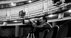 Javier del Real, el fotógrafo de la ópera