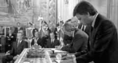 Fallece a los 93 años Fernando Morán, ex ministro de Exteriores de Felipe González