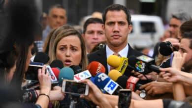 El régimen chavista acusa al tío del presidente Guaidó de tenencia de explosivos