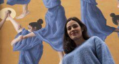 La escritora y actriz Lorena Franco presenta su última novela, El último verano de Silvia Blanch