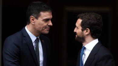 Sánchez rechaza el apoyo de Casado a los PGE para no romper con los independentistas