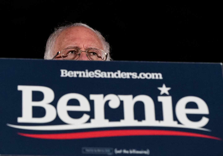 Bernie Sanders Nevada