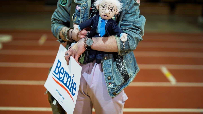 Sanders seguidores