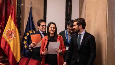 """Casado y Arrimadas participarán en un mitin conjunto en Euskadi: """"La relación es excelente"""""""