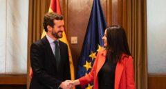 PP y Cs, dispuestos a aliarse frente a los independentistas en las catalanas