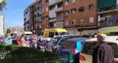 Un hombre asesina a su mujer de 78 años en su casa de Fuenlabrada (Madrid) e intenta suicidarse