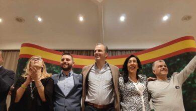 """Vox defenderá en 'Vascongadas' la """"unidad de España"""" frente al PP, PSE y """"los de las nueces"""""""