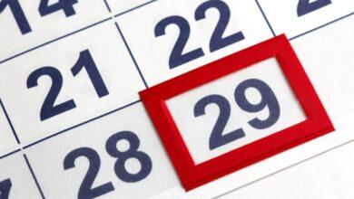 29 de febrero: por qué 2020 es año bisiesto