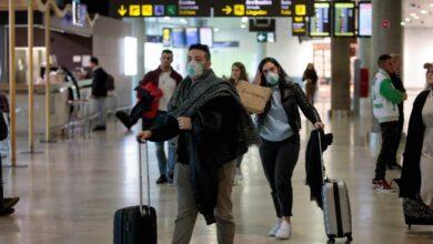 Aena eleva su previsión de pasajeros para 2020, pero la condiciona al impacto del coronavirus