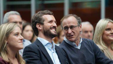 Alonso plantó a Génova tras levantarse airado de una tensa reunión con Egea