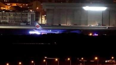 Los 30 años de servicio impoluto del Boeing 767 de Air Canada que tuvo en vilo a España