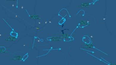 Reabre el aeropuerto de Barajas tras la presencia de drones en su espacio aéreo