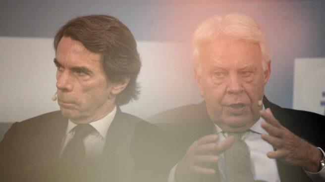Aznar Y González Arremeten Contra La Mesa De Diálogo De Sánchez Con Los Independentistas