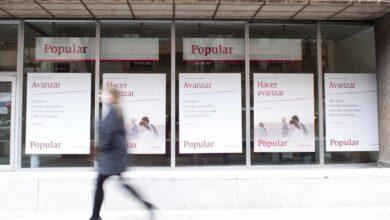 Banco Santander sorbe y sopla a la vez en el caso Banco Popular