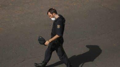 """Policías preguntan a Interior si dispone de mascarillas """"suficientes"""" para el personal más expuesto"""