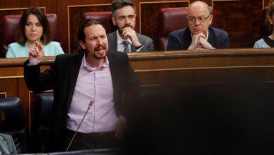 """Iglesias esquiva la pregunta sobre las menores de Baleares y estalla contra PP y Vox: """"Fascistas"""""""